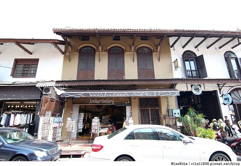 馬來西亞 馬六甲好玩 雞場街 雞場街夜市 地理學家咖啡館27