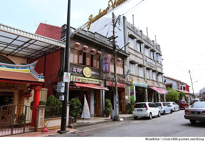 馬來西亞 馬六甲好玩 雞場街 雞場街夜市 地理學家咖啡館10