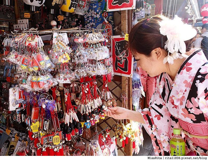 日本東京 東京和服體驗 淺草和服 淺草七變化 淺草七變化預約教學31