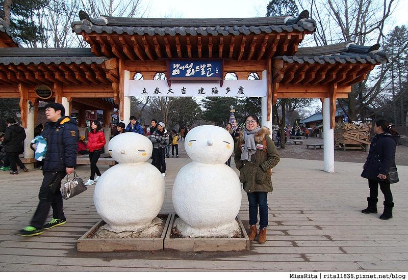 韓國 旅遊 韓國好玩 韓國 南怡島 韓劇景點 冬季戀歌場景 南怡島41
