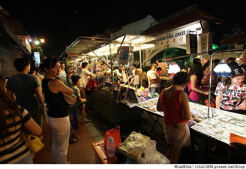 馬來西亞 馬六甲好玩 雞場街 雞場街夜市 地理學家咖啡館38