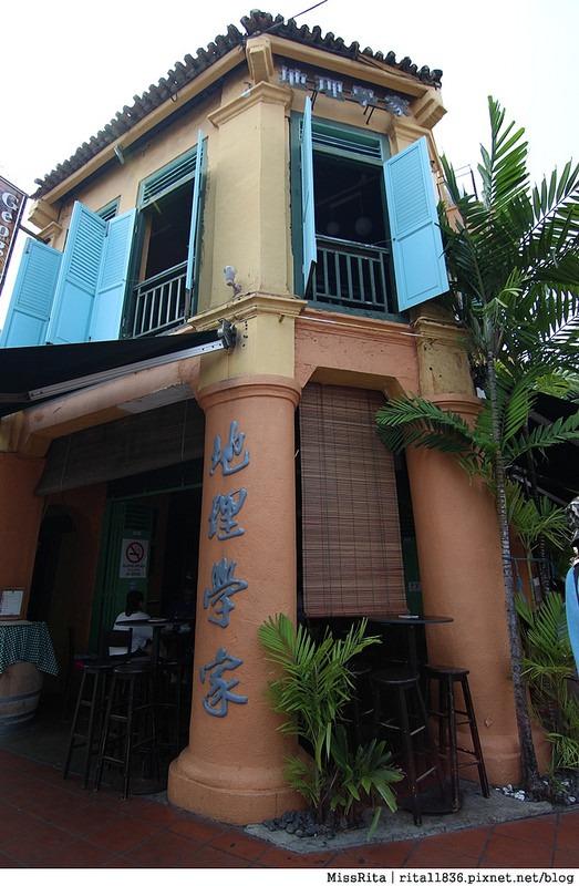 馬來西亞 馬六甲好玩 雞場街 雞場街夜市 地理學家咖啡館16