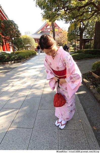 日本東京 東京和服體驗 淺草和服 淺草七變化 淺草七變化預約教學21