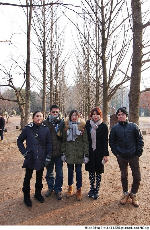 韓國 旅遊 韓國好玩 韓國 南怡島 韓劇景點 冬季戀歌場景 南怡島17
