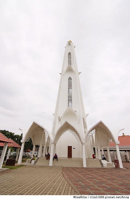 馬來西亞 麻六甲 馬六甲景點 Malacca Straits Mosque 清真寺 海上清真寺 Masjid Selat Melaka Pulau Melaka5