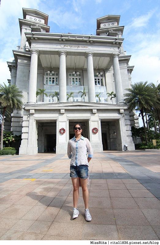 新加坡地標 新加坡好玩 魚尾獅公園 merlion park 新加坡地鐵6