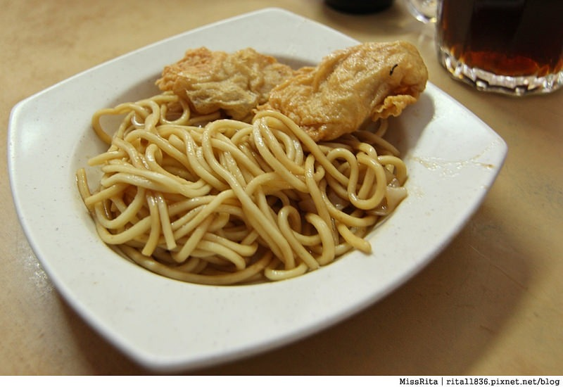 馬六甲 好吃 Restoran Yee Wat 魚滑東炎麵小食館 馬六甲華人小吃2