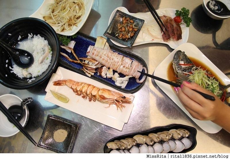 台中海產店 台中海鮮 蚵吉霸 蚵吉霸現烤海鮮 台中鮮蚵 台中烤海鮮28