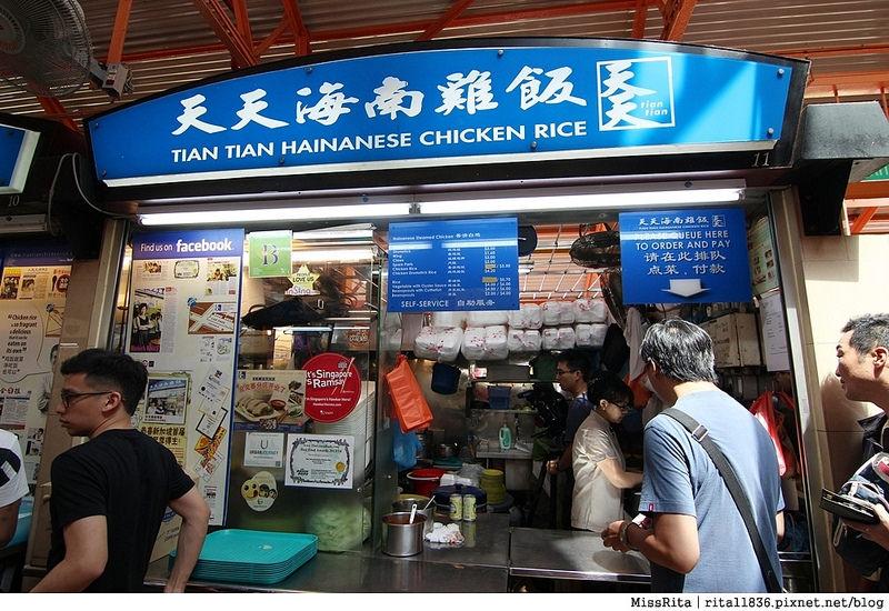 新加坡好吃 新加坡海南雞飯 天天海南雞飯 麥士威熟食中心 maxwell food centre Singapore hainan chicken rice 興興海南雞飯18