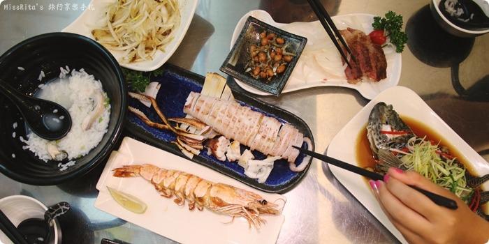 台中海產店 台中海鮮 蚵吉霸 蚵吉霸現烤海鮮 台中鮮蚵 台中烤海鮮0-