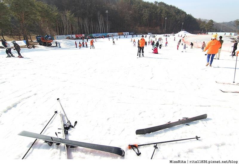 韓國滑雪 韓國滑雪度假村 韓國滑雪場 奧麗山莊渡假村 Oak Valley Oak Valley滑雪場 江原道滑雪 韓國滑雪推薦 오크밸리스키장14