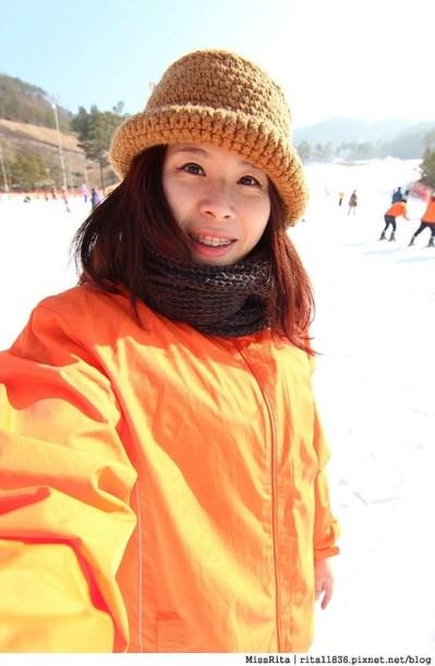 韓國滑雪 韓國滑雪度假村 韓國滑雪場 奧麗山莊渡假村 Oak Valley Oak Valley滑雪場 江原道滑雪 韓國滑雪推薦 오크밸리스키장4