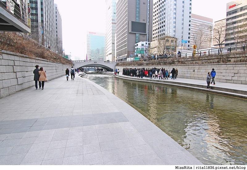 韓國自由行 韓國景點 韓國清溪川 清溪川 韓國東大門清溪川 首爾景點 東大門景點20