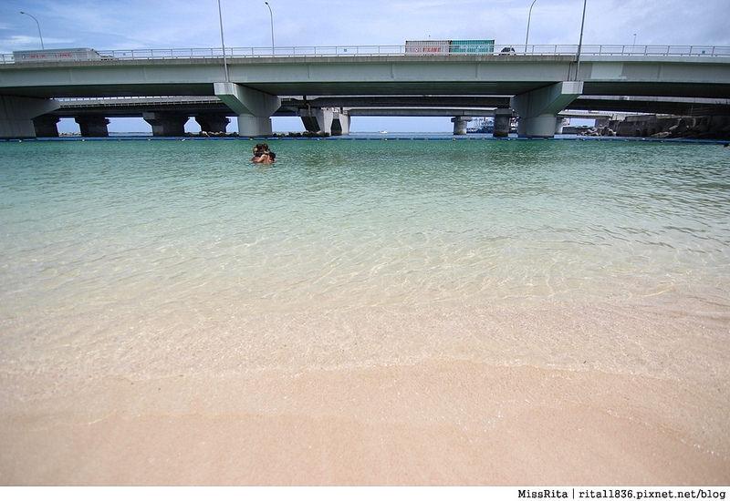 沖繩景點 那霸景點 沖繩海灘 波之上海灘 波之上神宮 那霸海灘 沖繩玩水 波の上ビーチ 波上宮5