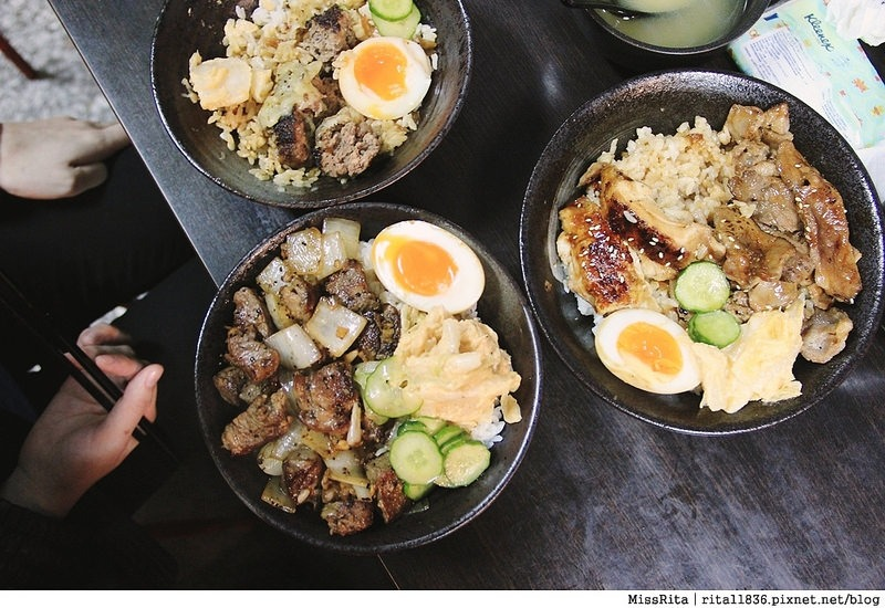 台中深夜食堂 台中火車站美食 台中好吃 台中日式 飯飯 台中燒肉飯 易之味手工泡菜 台中平價美食5