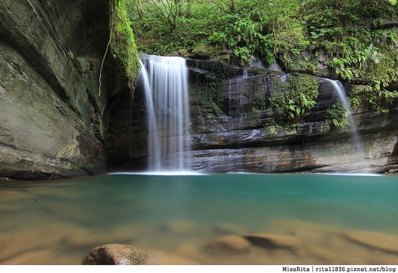 望古瀑布 平溪秘境 平溪線景點 望古車站 望古瀑布群 台灣瀑布 望古瀑布步道13