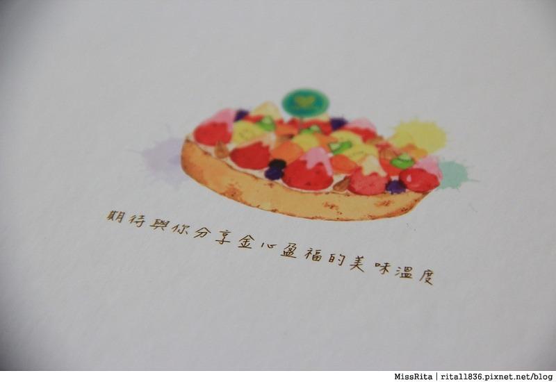 金心盈福 Cuore D'oro法義甜點 台中法式甜點 台中甜點 台中下午茶 台中推薦甜點 義式冰淇淋42