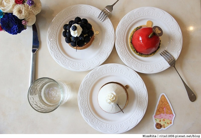 金心盈福 Cuore D'oro法義甜點 台中法式甜點 台中甜點 台中下午茶 台中推薦甜點 義式冰淇淋15