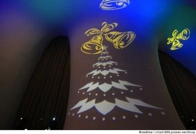 台中歌劇院光雕 台中耶誕 台中聖誕活動 臺中國家歌劇院 臺中國家歌劇院聖誕 聖誕燈光秀 歌劇院聖誕燈光9