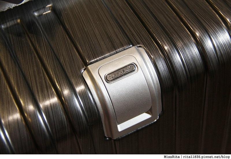 LHS采寓生活館 行李箱推薦 31吋行李箱 NaSaDen 鋁框林德霍夫宮 林德霍夫 德國行李箱 鋁框行李箱 出國旅行箱 長途旅行箱2