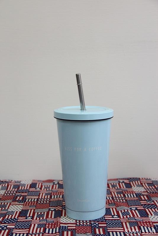 DreamKiss 甜言夢語 不鏽鋼杯 自備杯子優惠 不鏽鋼吸管 隨手杯 棉花糖杯 棉花糖吸管杯 吸管刷 304不鏽鋼2