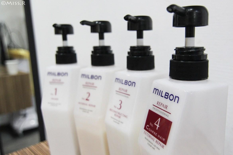 哥德式Milbon潤活護髮系列