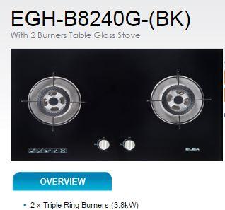 Burner Power
