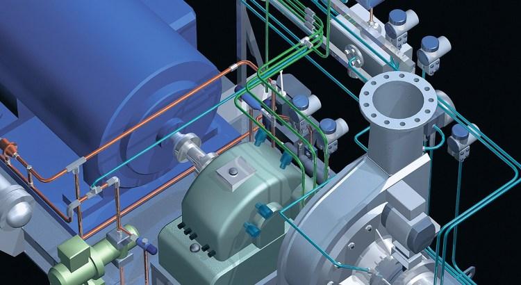 Centrifugal Compressor Power Calculation