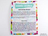 Exotic Erotics Halfling Information card