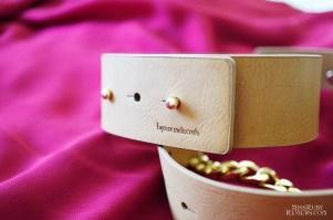Bijoux Indiscrets Maze Choker, Wrist & Ankle Cuffs 13