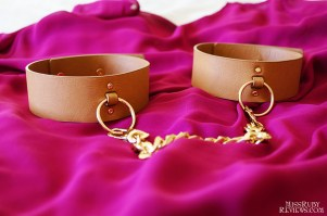 Bijoux Indiscrets Maze Choker, Wrist & Ankle Cuffs 3