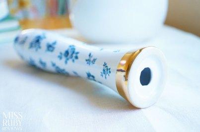 My Fucsia Blue Tea Time Dildo