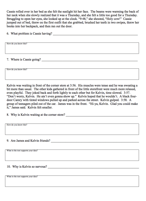 small resolution of 33 Inferences Worksheet 2 Answers - Worksheet Project List
