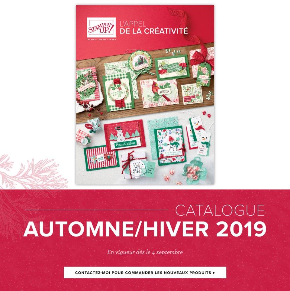 Catalogue automne/hiver