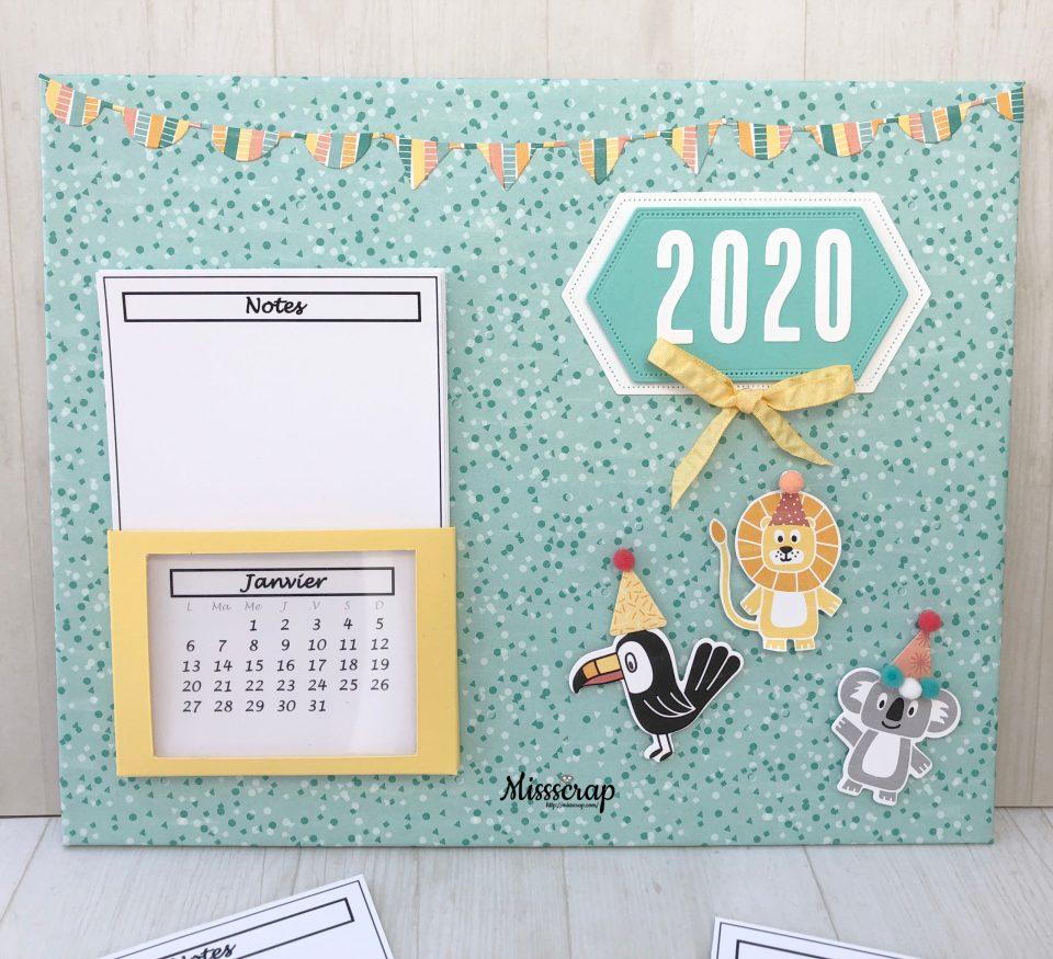 calendrier Bonanza