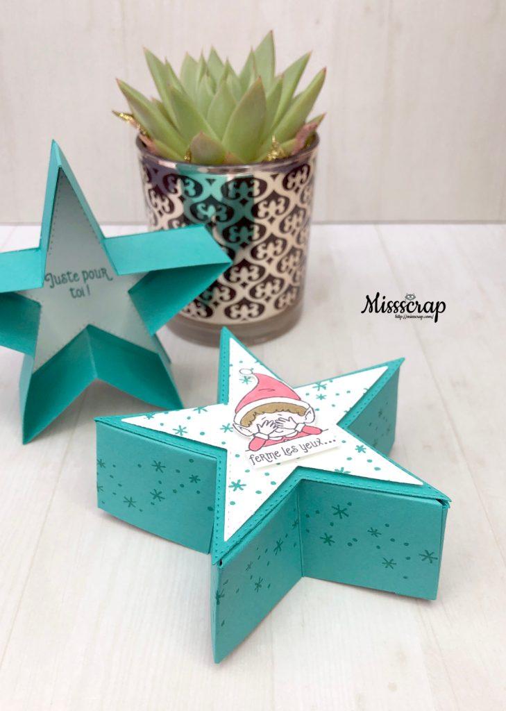 boîte étoile