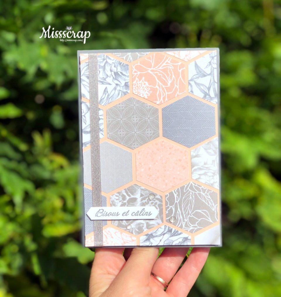 Découpes hexagones