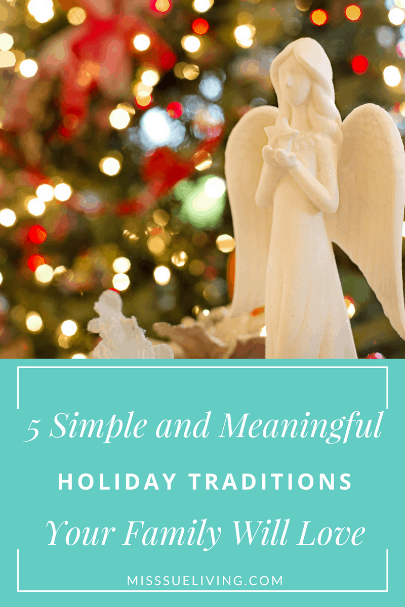 5 Simple and Meaningful Holiday Traditions Your Family Will Love, holiday traditions, Christmas traditions, fun Christmas traditions, list of family traditions, unique Christmas traditions,