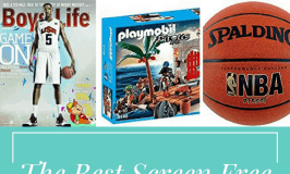 The Best Screen Free Gift Guide for Boys