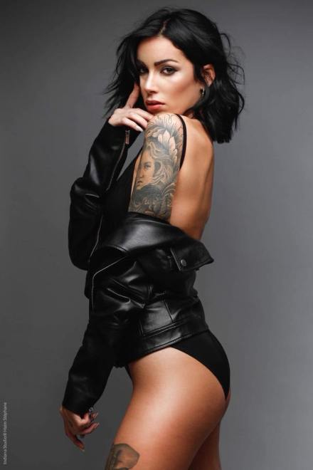 Jeanne Maurisset Miss Tattoo France 2018