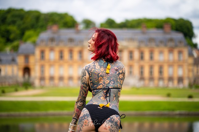 JULIE PREVOST - MISS TATTOO FRANCE 2019