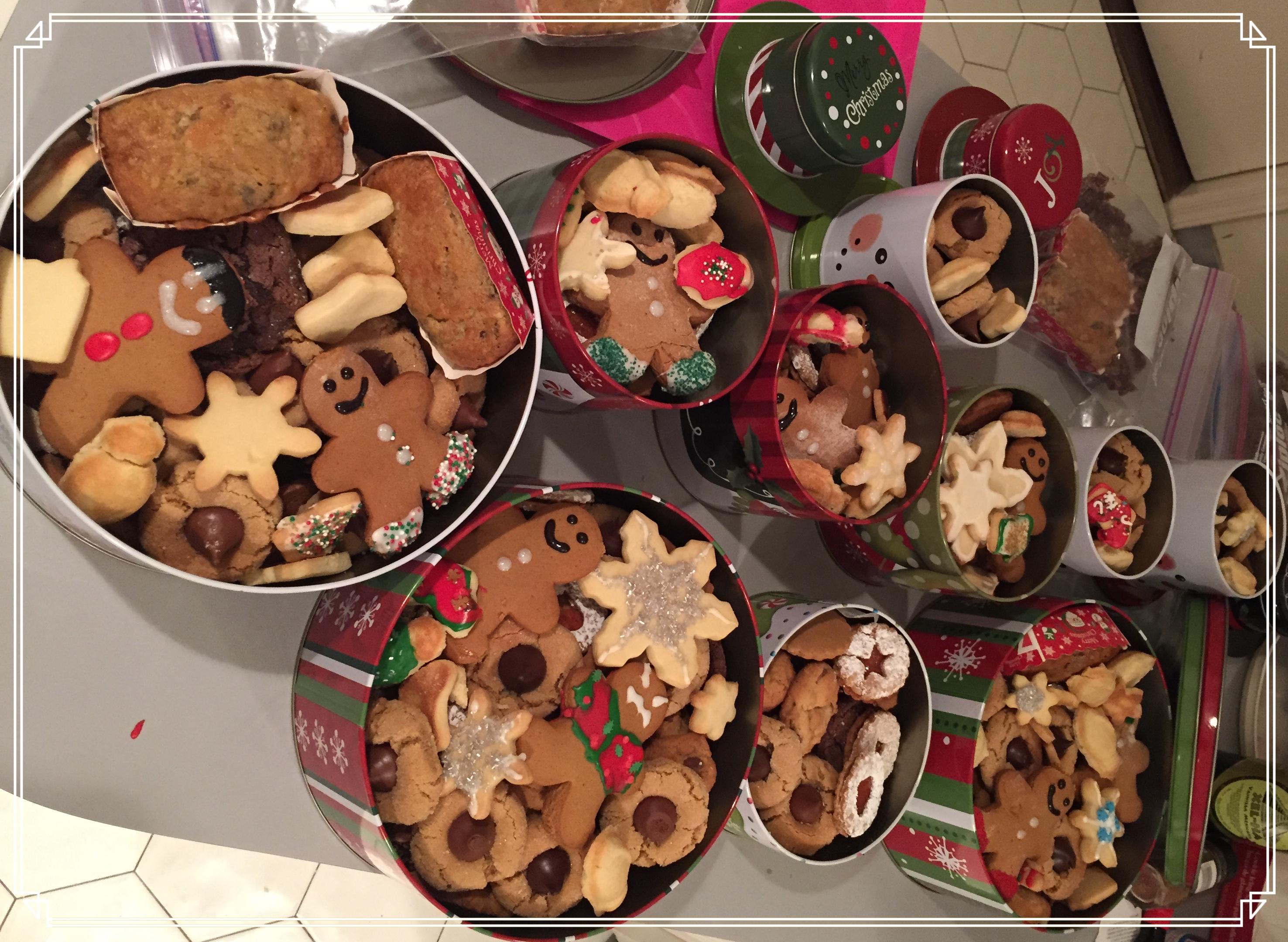 Christmas Baking 101 - Miss Teddeh