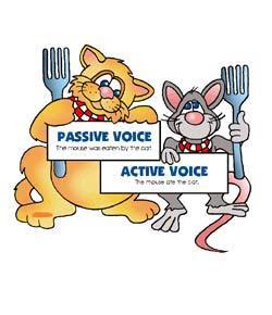 Деятелен и страдателен залог в английския език (Active and Passive Voice)