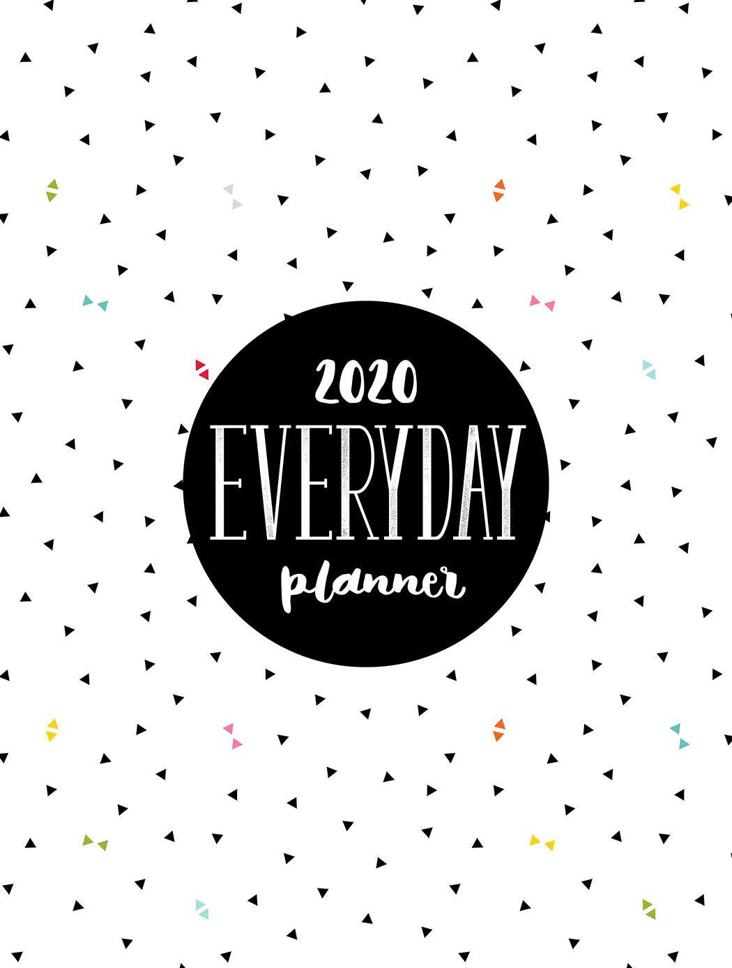 2020 EVERYDAY PLANNER