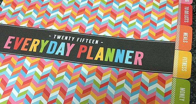 2015 Everyday Planner