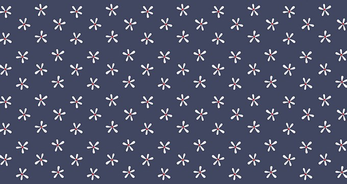 Denim & Daisy Pattern {CU} Freebie