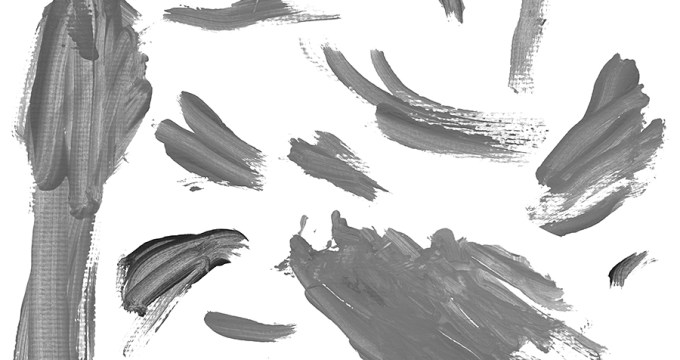 Paint Brushed {CU} Freebie