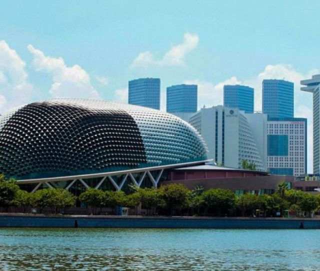 Best Things To Do In Singapore Esplanade Rooftop Garden Tourist Attractions In Singapore Are You
