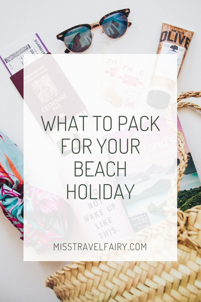 Going for holiday but not sure what to pack? Find out in this post.