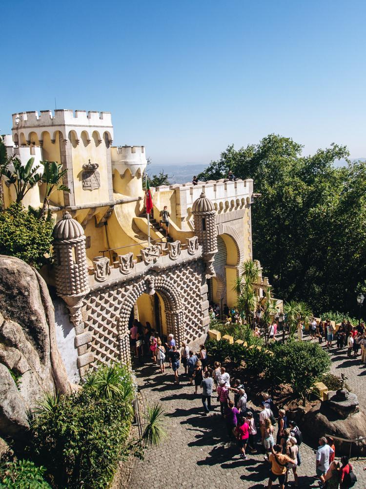 Palace Pena, Sintra